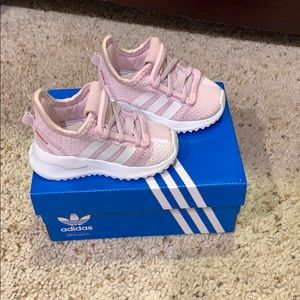Adidas Baby Girl Sneakers
